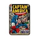 Wild Captain America - Official Captain America Fridge Magnet
