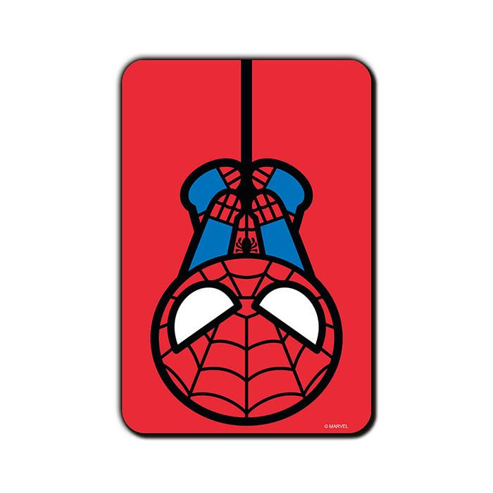 Spiderman Red Kawaii - Official Spiderman Fridge Magnet