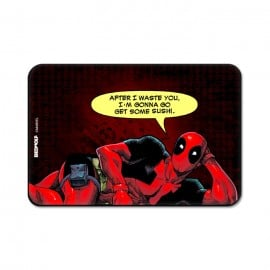 Deadpool: Sushi - Marvel Official Fridge Magnet