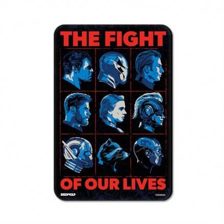 The Fight Of Our Lives - Marvel Official Fridge Magnet