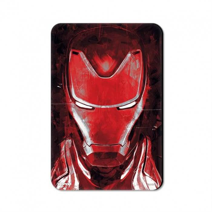 Iron Man: Sketch - Marvel Official Fridge Magnet
