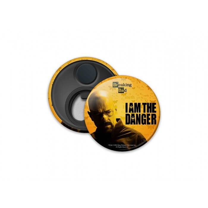 I Am The Danger -Breaking Bad Official Fridge Magnet