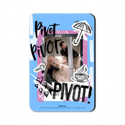 Pivot - Friends Official Fridge Magnet