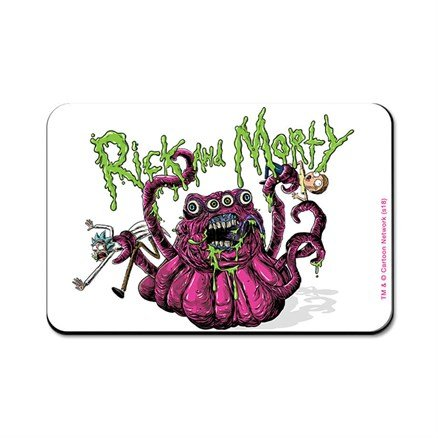 Four Eyed Monster - Rick And Morty Official Fridge Magnet
