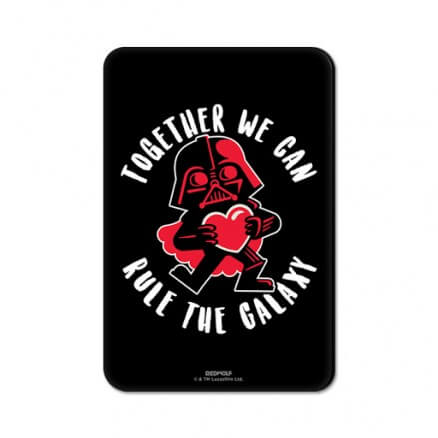 Rule The Galaxy - Star Wars Official Fridge Magnet