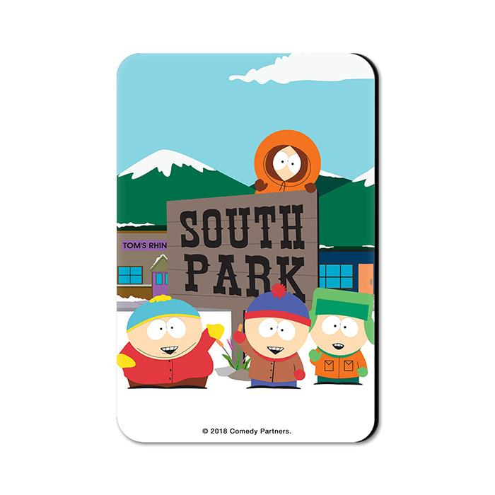 Squad - South Park Official Fridge Magnet