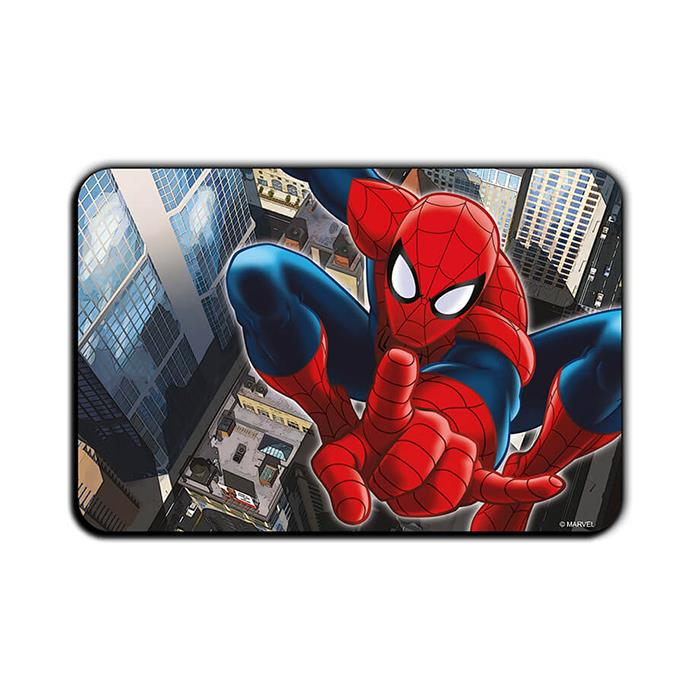 Spiderman At The Top - Official Spiderman Fridge Magnet