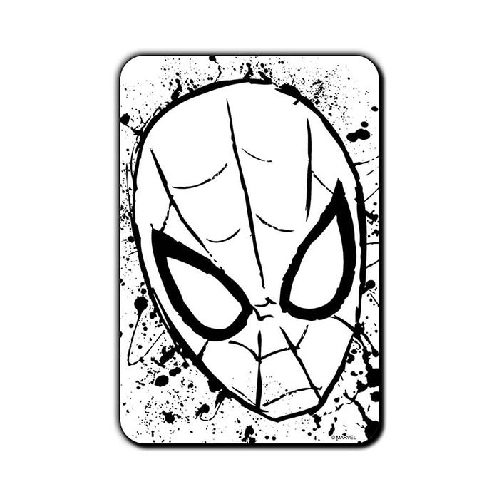 Ultimate Spiderman Sketch - Official Spiderman Fridge Magnet