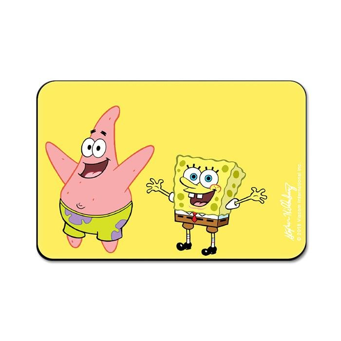 Bros - SpongeBob SquarePants Official Fridge Magnet