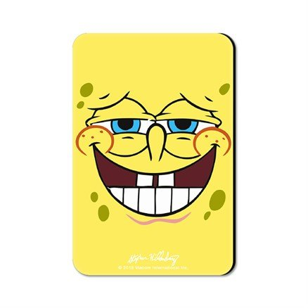 NaughtyPants - SpongeBob SquarePants Official Fridge Magnet