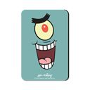 Plankton: Face - SpongeBob SquarePants Official Fridge Magnet