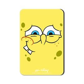 SillyPants - SpongeBob SquarePants Official Fridge Magnet