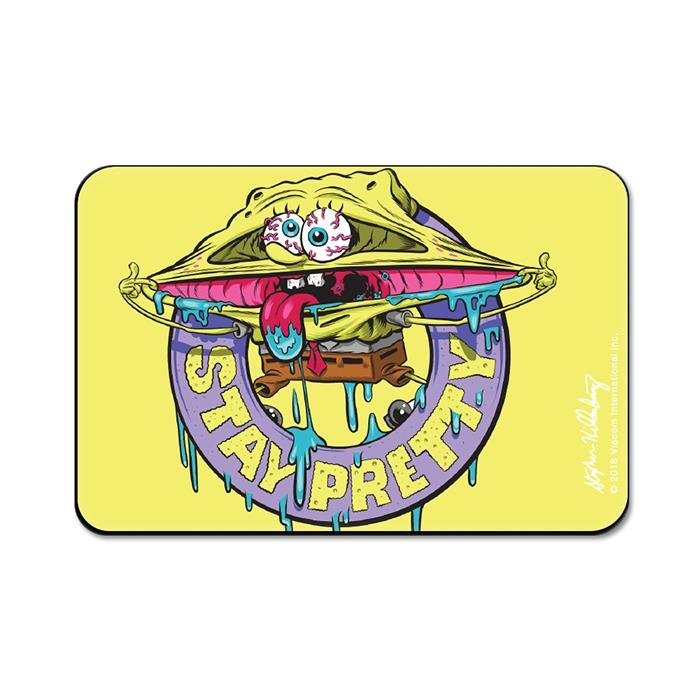 Stay Pretty - SpongeBob SquarePants Official Fridge Magnet