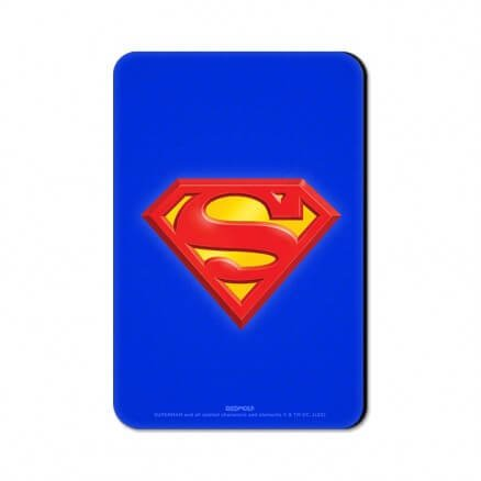 Superman: Logo - Superman Official Fridge Magnet