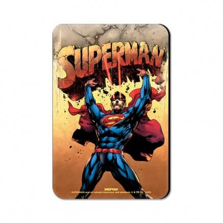 Man Of Tomorrow - Superman Official Fridge Magnet
