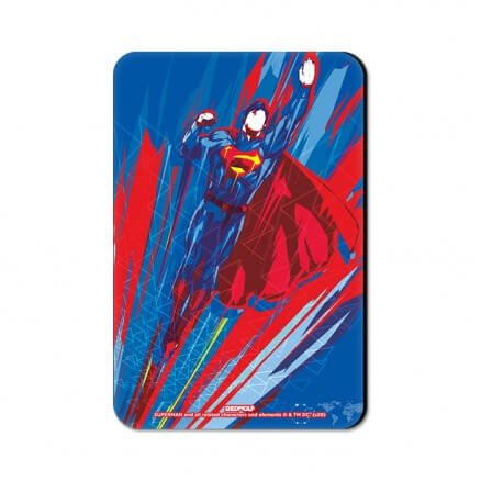 Superman: Polygon - Superman Official Fridge Magnet