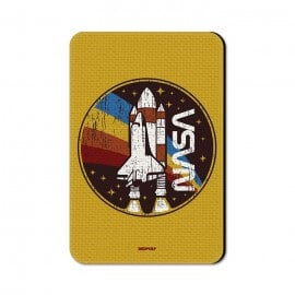 Take Off - NASA Official Fridge Magnet