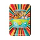 The Mystery Machine - Scooby Doo Official Fridge Magnet