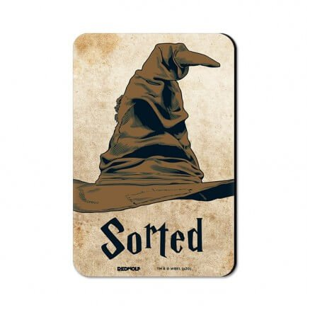 The Sorting Hat - Harry Potter Official Fridge Magnet
