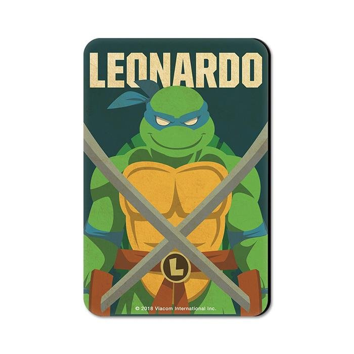 Leonardo - TMNT Official Fridge Magnet