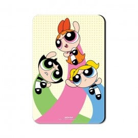 Townsville Guardians - The Powerpuff Girls Official Fridge Magnet