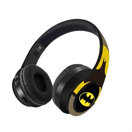 Batman: Logo - Official DC Comics Wireless Headphones