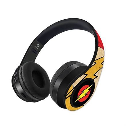 Flash: Logo - Official DC Comics Wireless Headphones