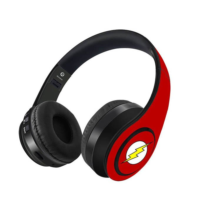 Flash - Official DC Comics Wireless Headphones