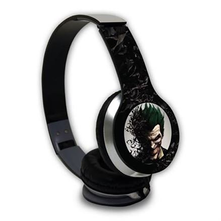 Joker Withers - Official DC Comics Wired Headphones