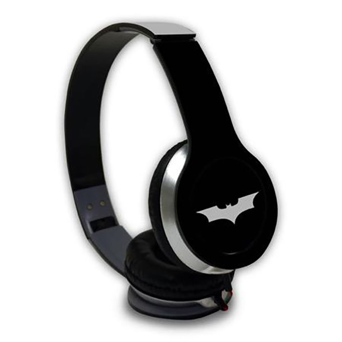 The Dark Knight - Official DC Comics Wired Headphones