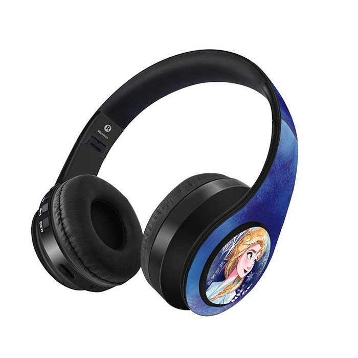 Strong Elsa - Official Disney Wireless Headphones