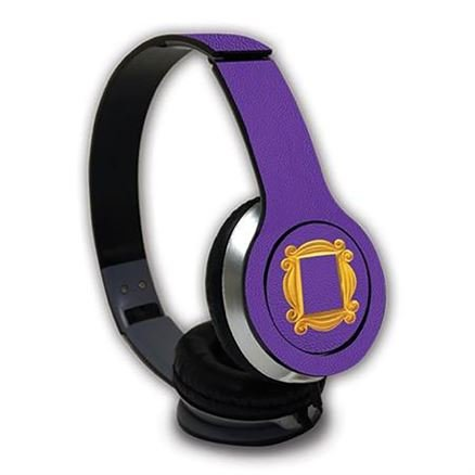 The Purple Door - Official Friends Wired Headphones