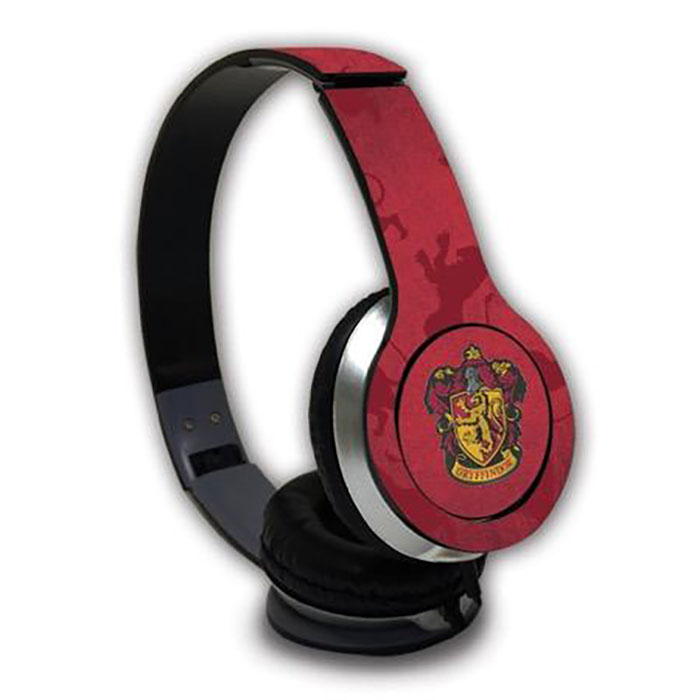 Gryffindor Crest - Official Harry Potter Wired Headphones