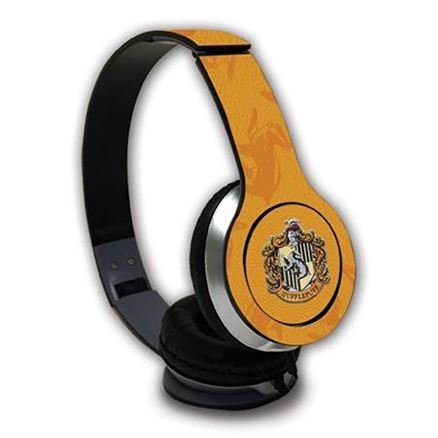 Hufflepuff Crest - Official Harry Potter Wired Headphones