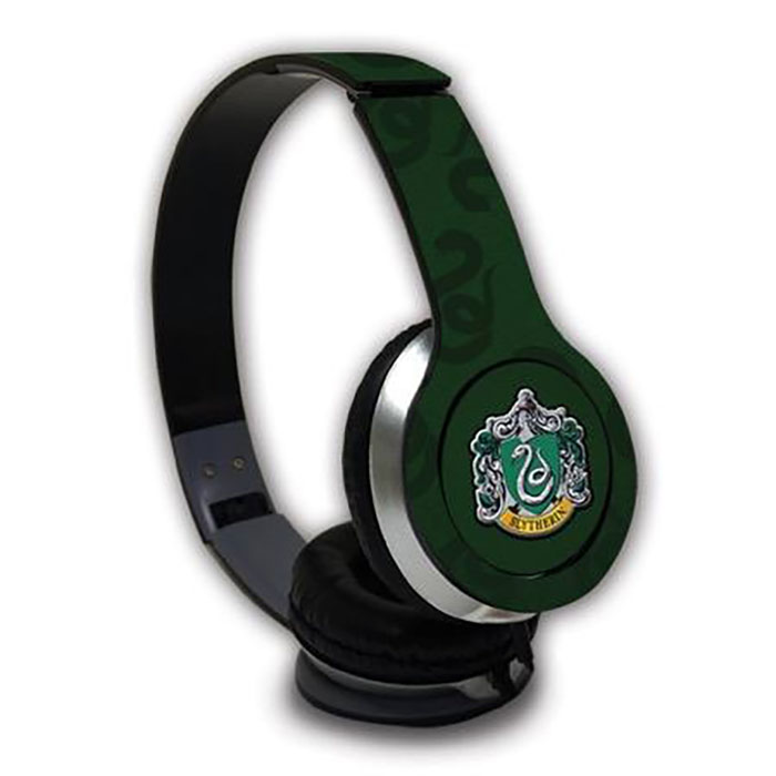 Slytherin Crest - Official Harry Potter Wired Headphones