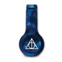 The Deathly Hallows - Official Harry Potter Wired Headphones