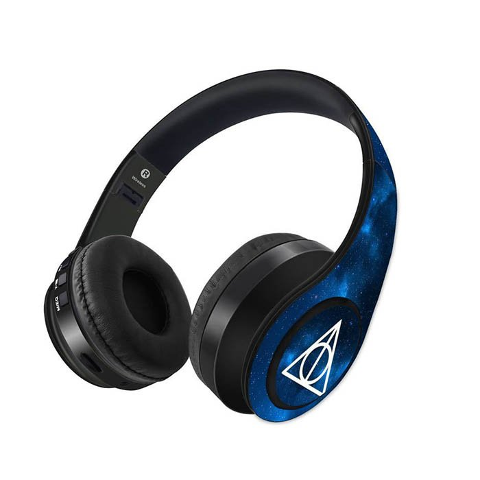 The Deathly Hallows - Official Harry Potter Wireless Headphones