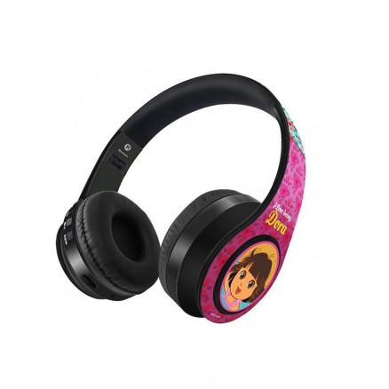 Lovely Dora - Dora The Explorer Official Wireless Headphones