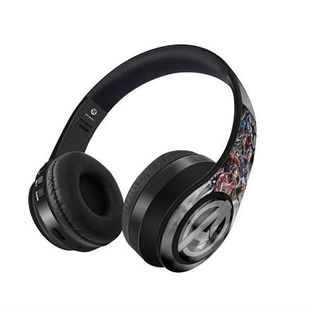 Endgame Greyhound - Official Marvel Wireless Headphones