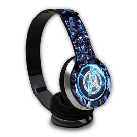 Avengers Endgame: Hurricane - Official Marvel Wired Headphones