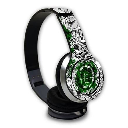 Hulk Fist - Official Marvel Wired Headphones