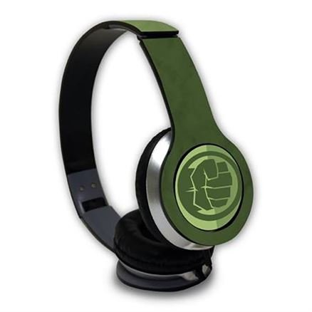 Iconic Hulk - Official Marvel Wired Headphones
