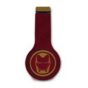 Iconic Iron Man - Official Marvel Wired Headphones