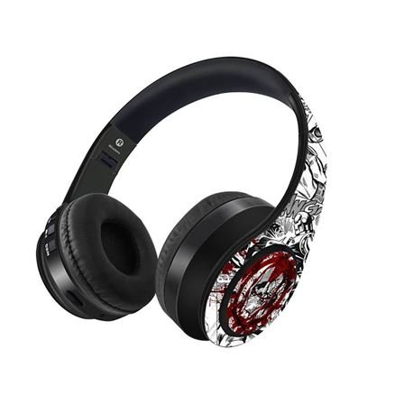 Iron Man: Splash - Official Marvel Wireless Headphones