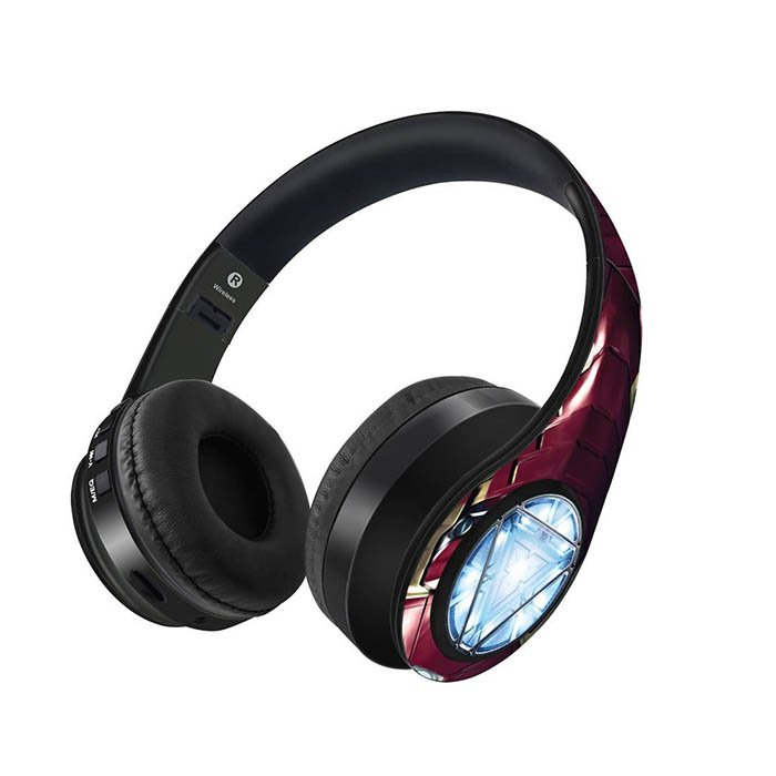 Iron Man: Suit up - Official Marvel Wireless Headphones