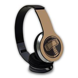 Iconic Thor - Official Marvel Wired Headphones