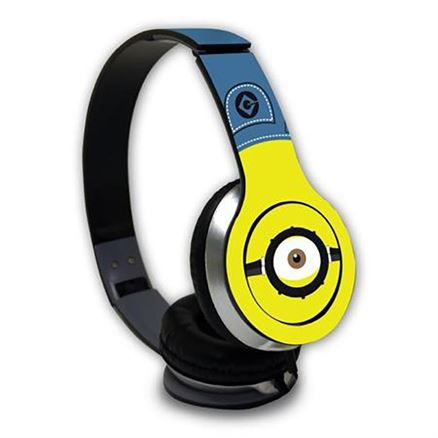Denim Minion - Official Minions Wired Headphones
