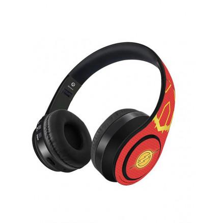 Suit Up Flash - DC Comics Official Wireless Headphones