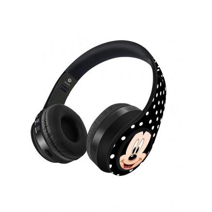 Zoom Up Mickey - Disney Official Wireless Headphones