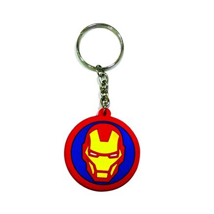 Iron Man - Official Iron Man Keychain